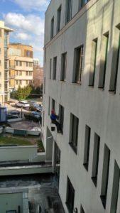Мытье окон и фасадов Полянка