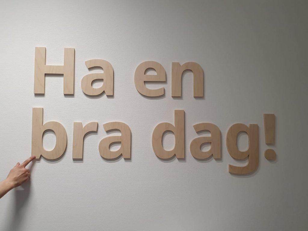 Буквы из фанеры